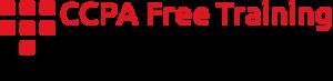 CCPA Free Training logo